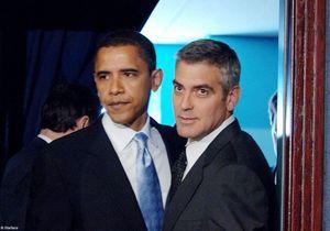 George Clooney : une réception pour aider Barack Obama