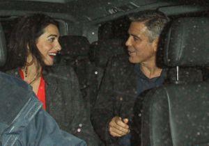 George Clooney veut s'installer à Londres avec Amal Alamuddin