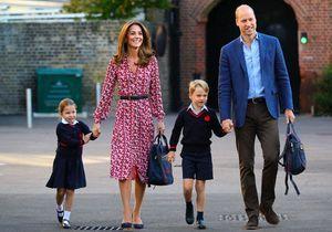 George est réservé, Charlotte a confiance en elle : les révélations sur les enfants de Kate Middleton et du prince William