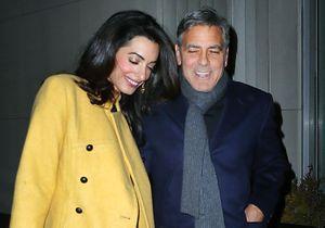 George et Amal Clooney pourront installer des caméras dans leur propriété anglaise