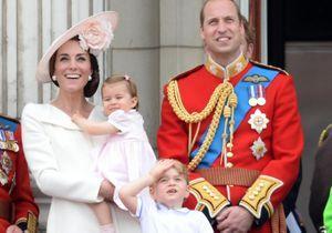 George et Charlotte, les stars de l'anniversaire de la reine d'Angleterre!