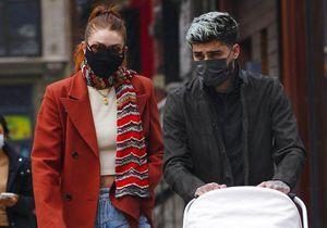 Gigi Hadid, Zayn Malik et leur fille Khai : balade stylée dans les rues de New York