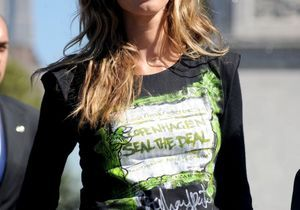 Gisèle Bündchen : son ventre s'arrondit…