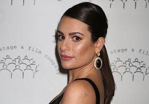 Glee : Lea Michele aurait été violente lors d'une séance photo