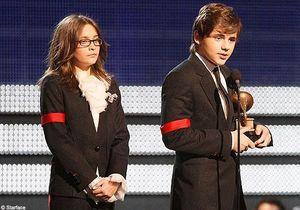 Grammy Awards : les enfants Jackson montent sur scène