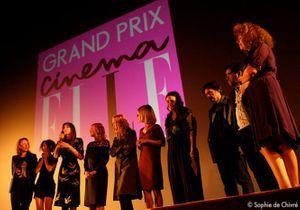 Grand Prix Cinéma ELLE: la soirée en images