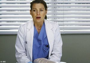 « Grey's Anatomy » : Meredith s'en va…