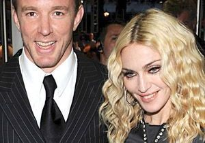 Guy Ritchie au secours de Madonna
