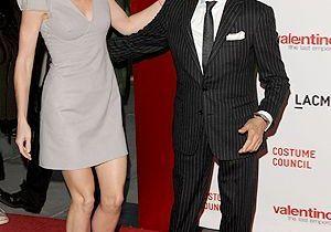 Gwyneth Paltrow fait de l'ombre à Valentino