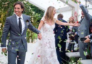Gwyneth Paltrow : menu, déco et surtout robe de mariée… La star dévoile les coulisses de son mariage