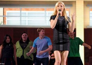 Gwyneth Paltrow récompensée pour sa prestation dans Glee