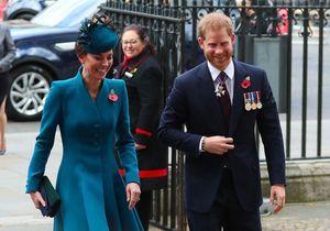 Harry et Kate complices à Westminster Abbey : le royal baby est-il déjà né ?