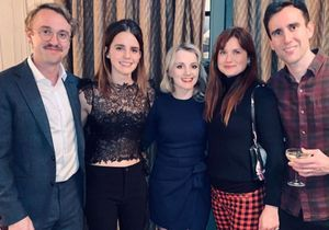 Harry Potter : la photo des retrouvailles des acteurs enflamme Internet, bientôt un nouveau film ?