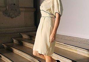 Haute couture : défilé de stars chez Armani Privé