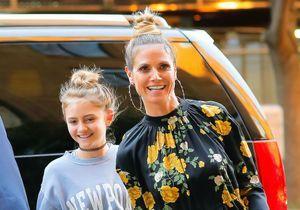 Heidi Klum : ce conseil donné à sa fille pour ses débuts de mannequin