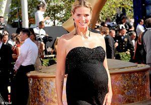 Heidi Klum est sur le point d'accoucher !