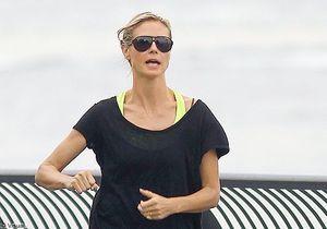 Heidi Klum, son marathon pour garder la ligne