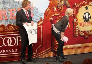 Helen Mirren se met à twerker !