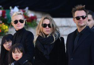 Héritage de Johnny Hallyday : une pub avec les quatre enfants du rockeur scandalise
