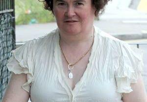 Hospitalisation de Susan Boyle : elle va mieux !