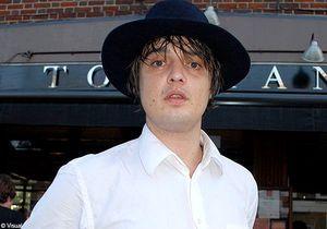 Hospitalisé en France, Pete Doherty annule un concert à Nice