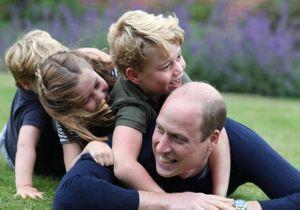 « Ils sont très coquins » : les anecdotes du prince William sur George et Charlotte