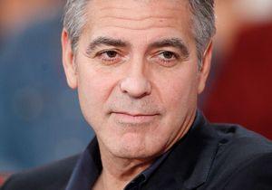 Incroyable : George Clooney n'embrasse pas très bien