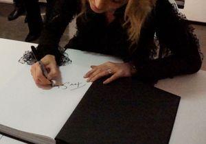 J'y étais : à la séance dédicace de Kate Moss chez Colette