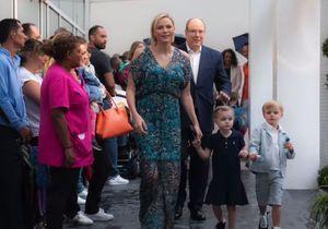 Jacques et Gabriella de Monaco : les images de leur rentrée scolaire !