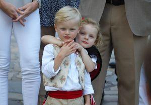 Jacques et Gabriella, les jumeaux de Monaco, inséparables au pique-nique de la principauté