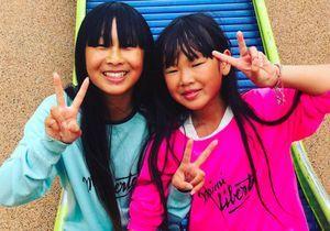 Jade et Joy Hallyday : tout sourire sur Instagram, les deux filles de Johnny rayonnent