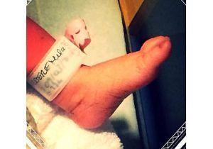 Jade Foret donne naissance prématurément à une petite fille