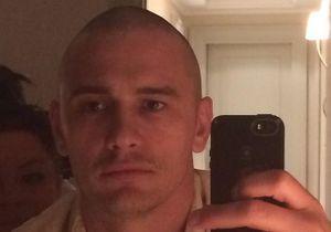 James Franco crâne rasé : la fin du sex appeal ?