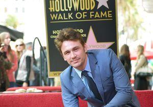 James Franco obtient son étoile à Hollywood