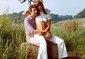 Jane Birkin et Serge Gainsbourg : l'album photo d'un couple culte