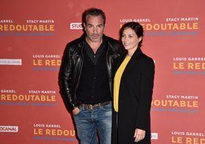 Jean Dujardin et Nathalie Péchalat : sortie amoureuse à l'avant-première du «Redoutable»
