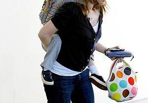 Jennifer Garner zappe la poussette !