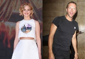 Jennifer Lawrence et Chris Martin s'affichent publiquement ensemble