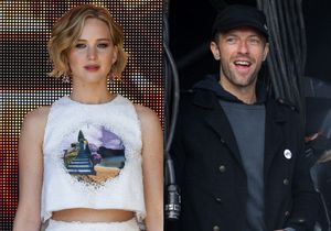 Jennifer Lawrence sous le charme de Chris Martin, le leader de Coldplay ?