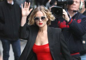 Jennifer Lawrence un peu effrayée par la célébrité