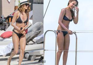 Jessica Alba et Nicole Richie en vacances à Saint-Barth !