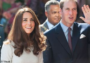 JO : Kate et William, fervents supporters