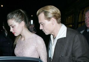 Johnny Depp a présenté Amber Heard à sa mère