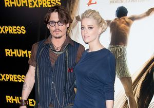 Johnny Depp et Amber Heard : la photo qui fait le tour du Web