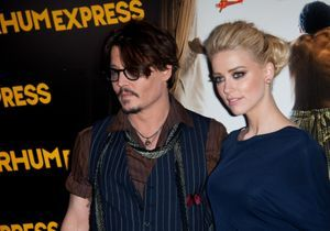 Johnny Depp et Amber Heard seraient fiancés