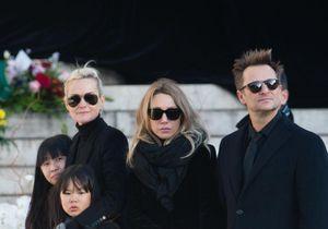 Johnny Hallyday avec David, Laura, Jade et Joy : itinéraire d'un père