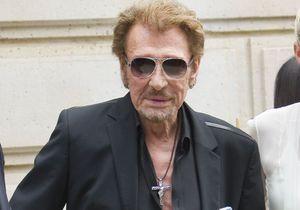 Johnny Hallyday hospitalisé à Paris