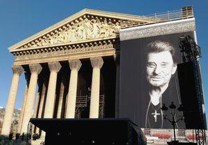 Johnny Hallyday : revivez la messe en hommage du chanteur à la Madeleine pour l'anniversaire de sa mort