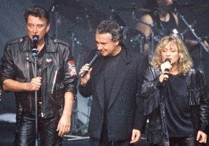 Johnny Hallyday : Véronique Sanson « sidérée » par l'immense réaction du public français