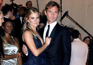 Jude Law et Sienna Miller : première sortie publique !